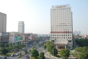 Zhongshan Pingxian Boutique Hotel