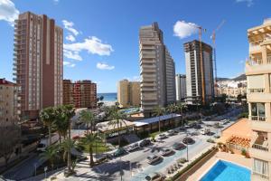 Holiday Apartment Penyasol, Apartments  Calpe - big - 2