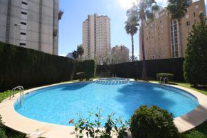 Holiday Apartment Penyasol, Apartments  Calpe - big - 4