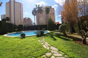 Holiday Apartment Penyasol, Apartments  Calpe - big - 5