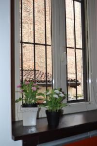 Centralissima Torino, Апартаменты  Турин - big - 18