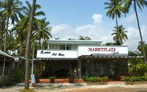 Marktplatz-Cafe - Co Gao Guest House