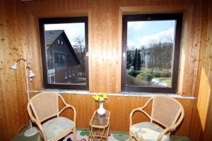 Wanderlust und Tanner Strasse, Апартаменты  Браунлаге - big - 35