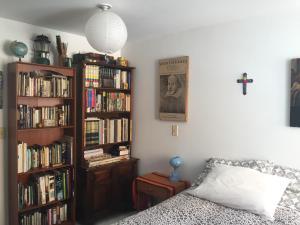 Habitacion con Libros