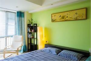 上海舒馨屋酒店式公寓(浦东周浦万达广场店) (Shanghai Shuxinwu Aparthotel Zhoupu Wanda Plaza)