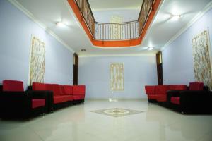 Kebron Guest House, Penzióny  Nefas Silk - big - 17