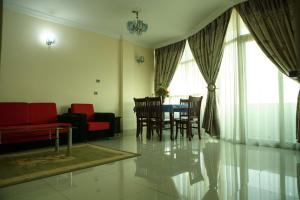 Kebron Guest House, Penzióny  Nefas Silk - big - 11