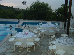 Hotel Aglaida Apartments, Aparthotely  Tsagarada - big - 23