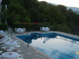Hotel Aglaida Apartments, Aparthotely  Tsagarada - big - 17