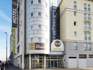 B&B H�tel Paris Est Bondy