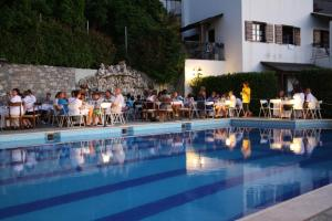 Hotel Aglaida Apartments, Aparthotely  Tsagarada - big - 14
