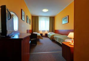 Hotel Pod Grotem, Hotely  Varšava - big - 20