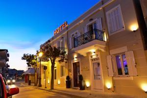 Hotel Kyani Akti