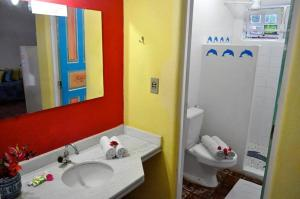 Pousada Varanda do Sol, Vendégházak  Arraial d'Ajuda - big - 16