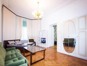 ApartLux Sadovo-Triumfalnaya, Apartmány  Moskva - big - 12
