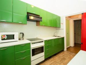 ApartLux Sadovo-Triumfalnaya, Apartmány  Moskva - big - 7