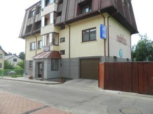 Jeruzale Hotel, Отели  Вильнюс - big - 41