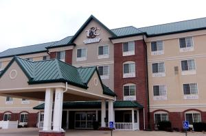 Nearby hotel : Town & Country Inn and Suites