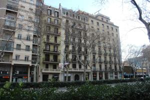 Gran Via Apartment, Ferienwohnungen  Barcelona - big - 9