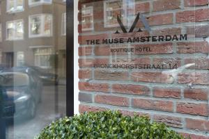 The Muse Amsterdam - Boutique Hotel(Ámsterdam)