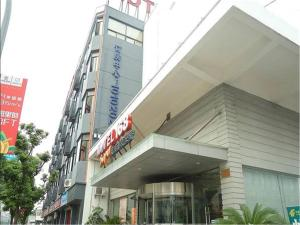 Motel Shanghai Shibei Industrial Park West Jiangchang Road