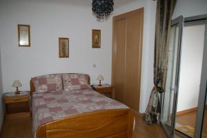 Chez Guida, Отели типа «постель и завтрак»  Назаре - big - 6