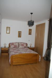 Chez Guida, Отели типа «постель и завтрак»  Назаре - big - 7
