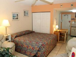 #227 At Surf Song Resort, Apartments  St Pete Beach - big - 3