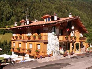 obrázek - Hotel Chalet Genziana