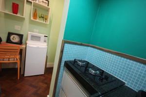 Studio Barata Ribeiro, Ferienwohnungen  Rio de Janeiro - big - 5
