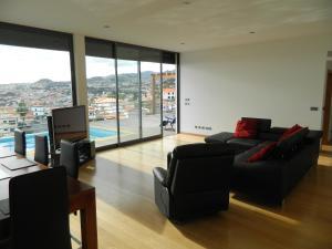 Villa Boa Vista, Dovolenkové domy  Funchal - big - 36