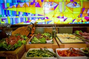 Hotel Salvator Prague Restaurant