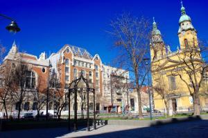 Lux Apartman, Apartments  Budapest - big - 88