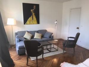 Marais/Bretagne Lovely One Bedroom