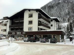 Hotel Sailer - St. Anton am Arlberg