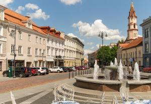 Pretty Vilnius Apartments, Apartments  Vilnius - big - 15