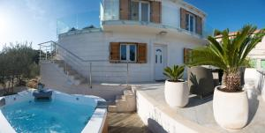 Villa Ivana with outdoor Jacuzzi