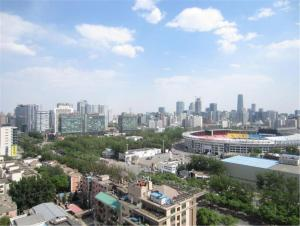 Beijing Huijiazhuba Sanlitun Yongli International Apartment