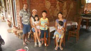 Sapphire Holiday Resort, Panziók  Ratnapura - big - 63