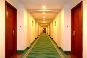 GreenTree Inn Hebei Qinhuangdao Northeastern University Zhujiang Road Shell Hotel, Hotels  Qinhuangdao - big - 26