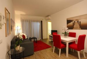 La Bomboniera, Апартаменты  Ольбия - big - 2