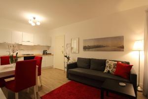 La Bomboniera, Appartamenti  Olbia - big - 9