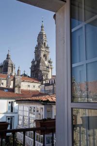 Casa Celsa-Barbantes, Affittacamere  Santiago di Compostela - big - 9