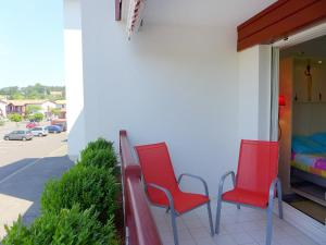Apartment Cabi.2, Apartments  Urrugne - big - 12