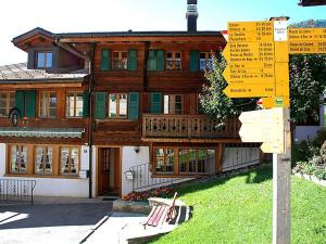 Apartment Rossinière 908