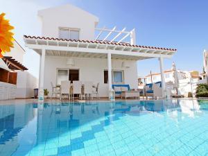 Villa KPANA1, Prázdninové domy  Paralimni - big - 1