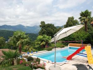Holiday Home Villa Luganese 1576