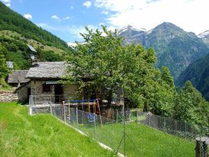 Farm Stay Malvaglia 1561