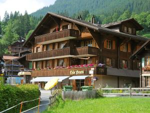 Apartment Wengen 1101