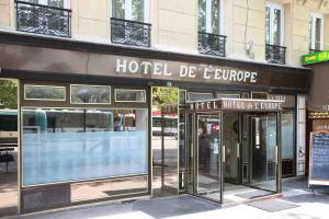 Париж - Grand Hotel De L'Europe